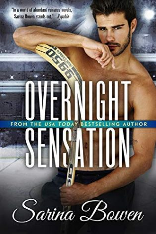 ARC Review: Overnight Sensation by Sarina Bowen