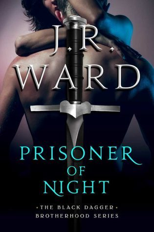 ARC Review: Prisoner of Night by J.R. Ward