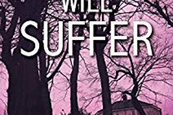 You Will Suffer by Alexandra Ivy