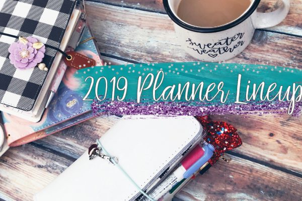 Lifestyle: 2019 Planner and Journal Lineup