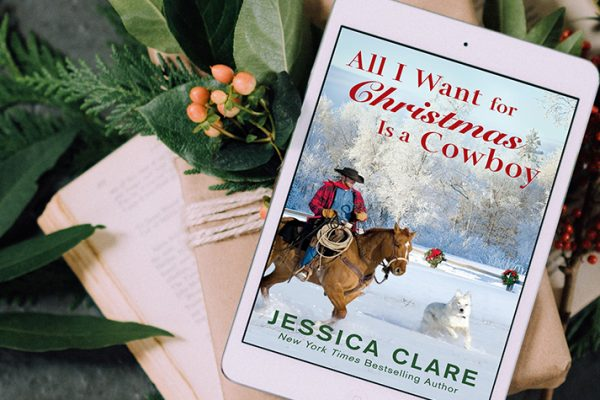 ARC Review: All I Want for Christmas is a Cowboy by Jessica Clare