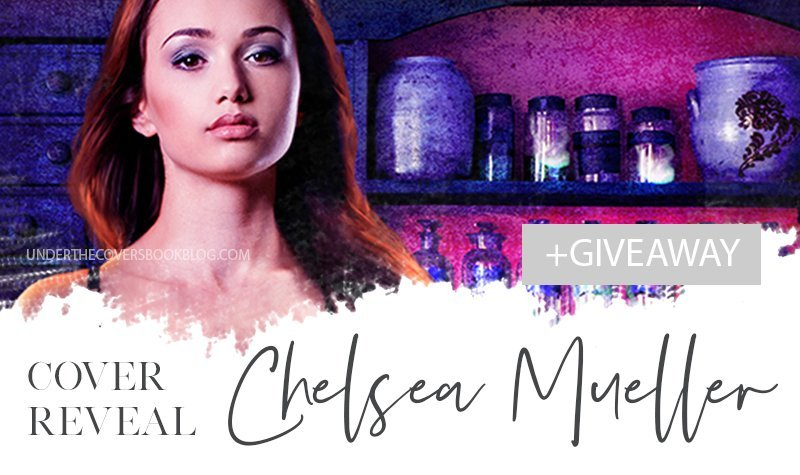 LOST SOULS by Chelsea Mueller Cover Reveal + Signed Giveaway!