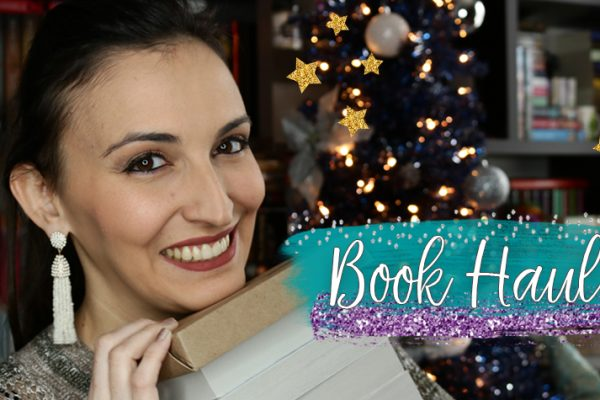 Book Haul + Giveaway: November 2018