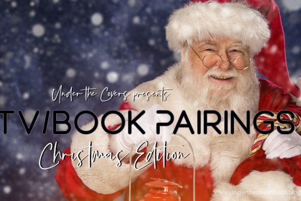 Pairing TV and Books this Christmas + 12 Days of Christmas Giveaway