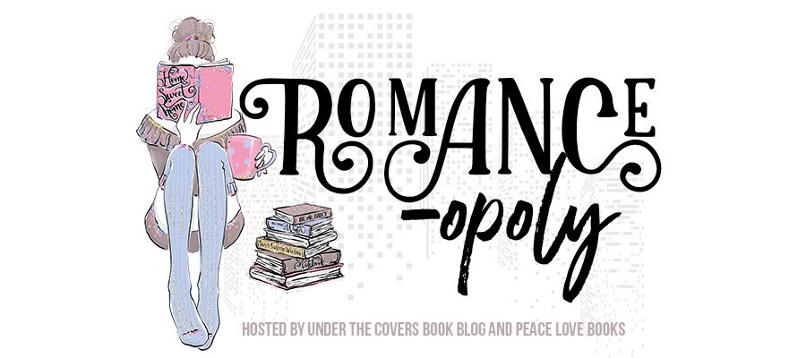Romanceopoly Reading Challenge Announcement + 12 Days of Christmas Giveaway!
