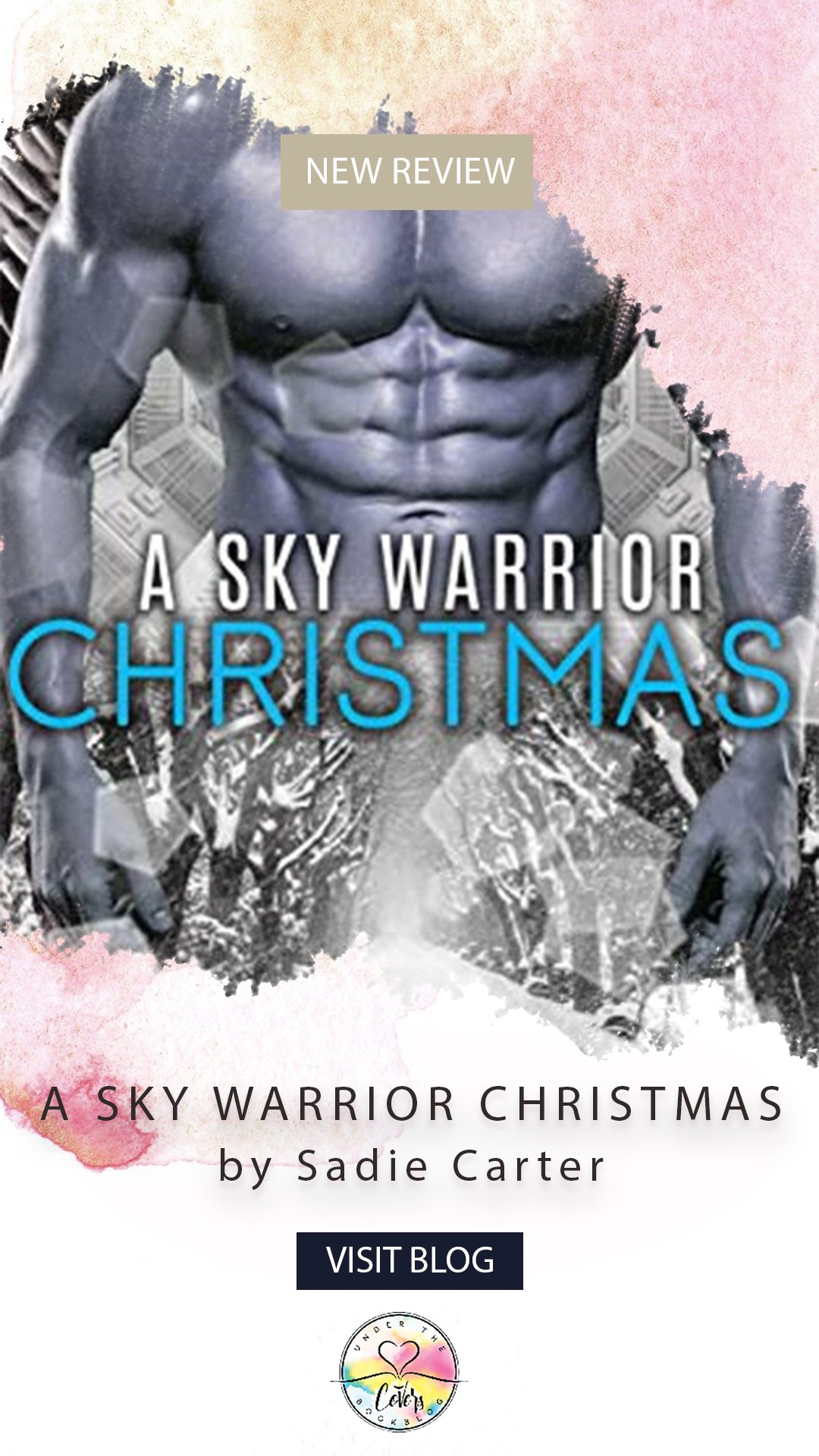 Review: A Sky Warrior Christmas by Sadie Carter