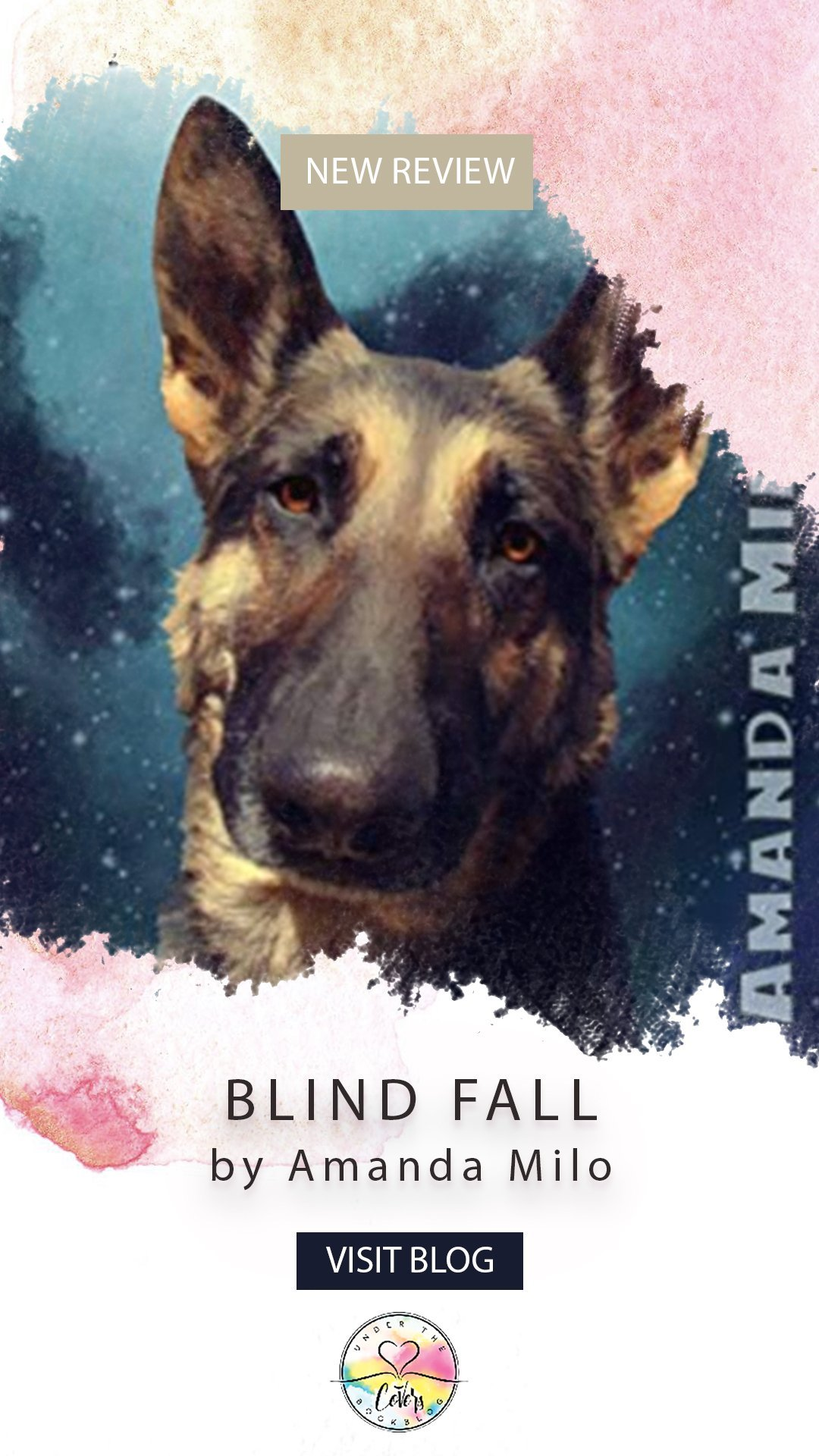 Review: Blind Fall by Amanda Milo