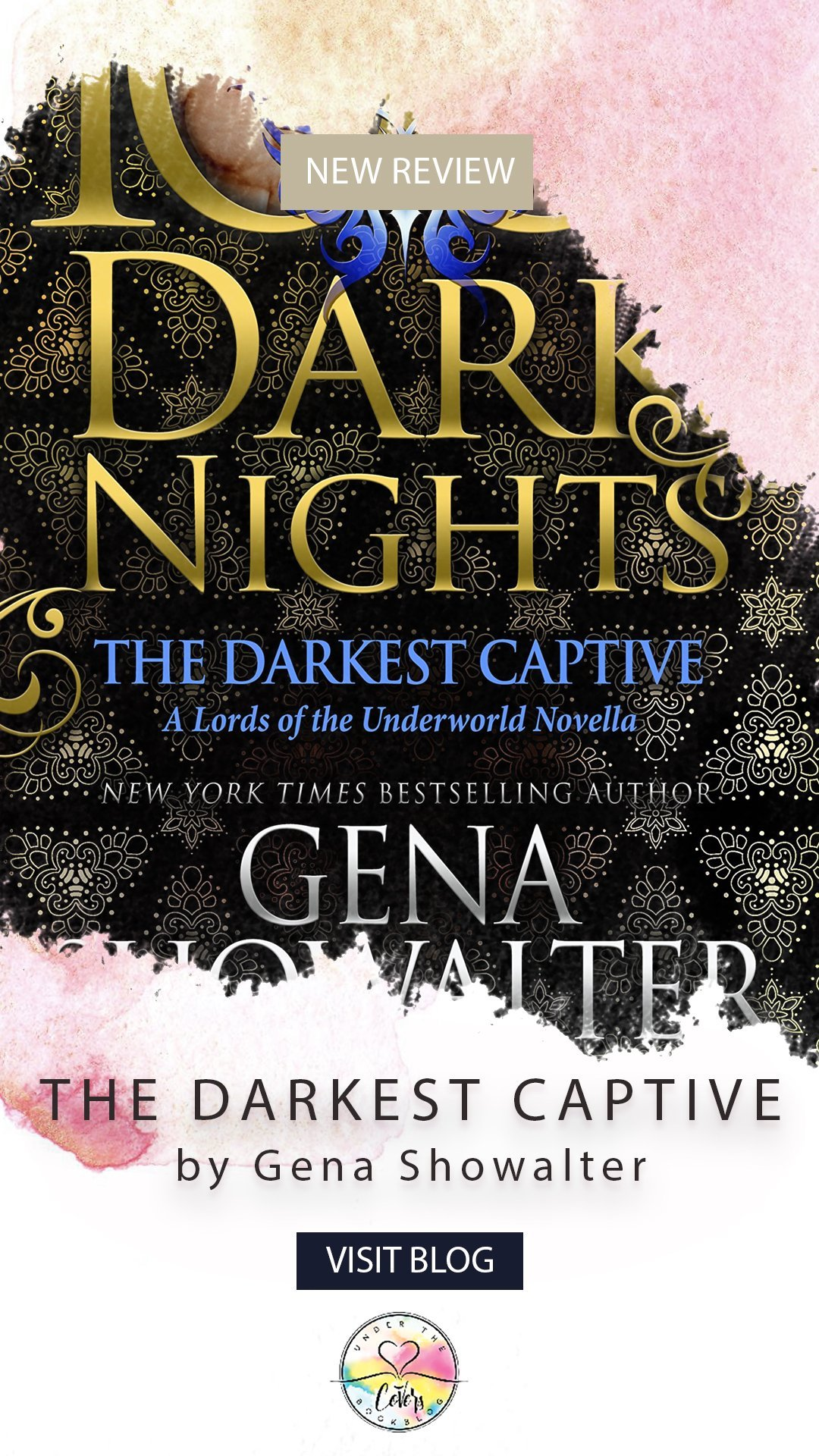 ARC Review: The Darkest Captive by Gena Showalter