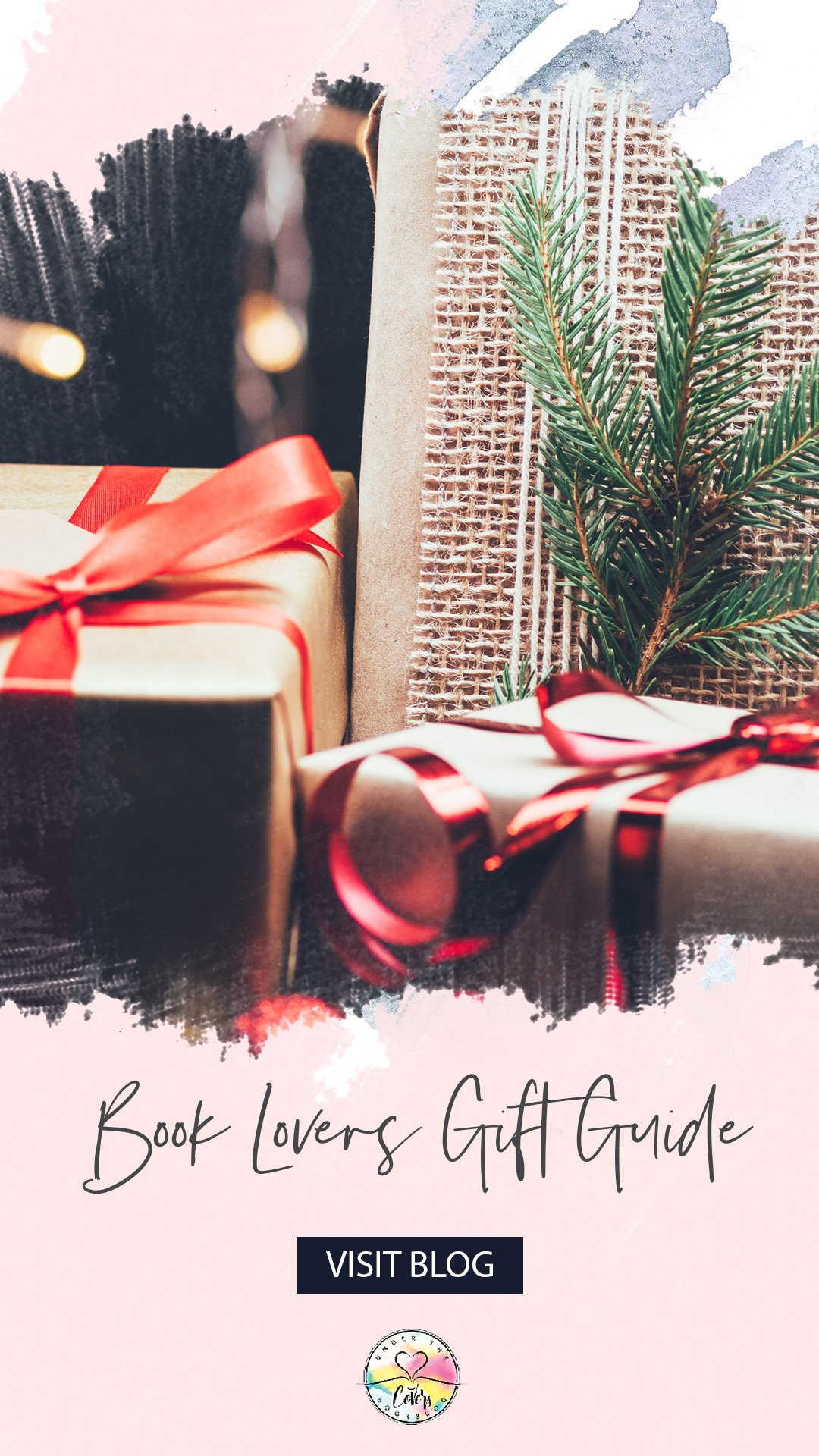Book Lovers Gift Guide 2018