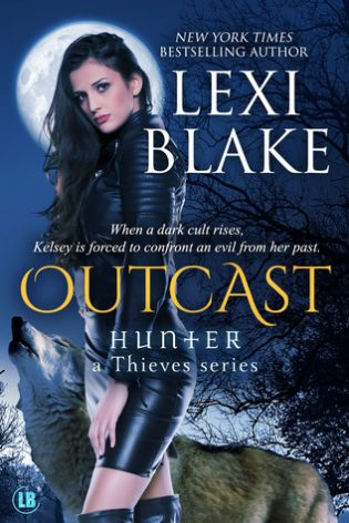 Outcast by Lexi Blake