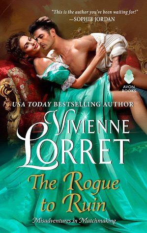 ARC Review: The Rogue to Ruin by Vivienne Lorret