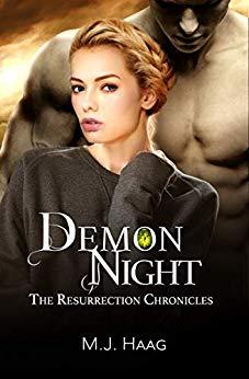 Demon Night by M.J. Haag