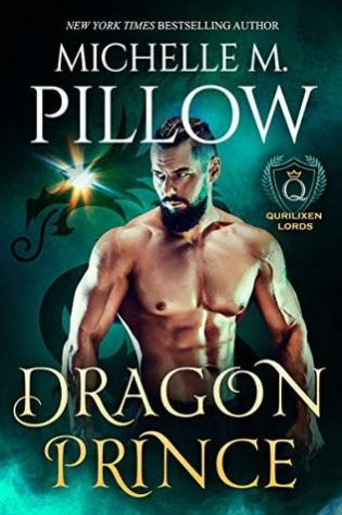 Dragon Prince by Michelle M. Pillow
