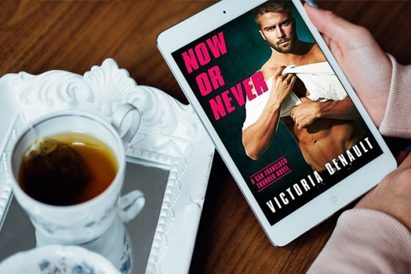 ARC Review: Now or Never by Victoria Denault