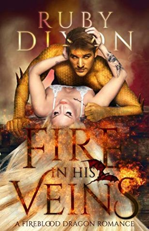 Fire in his Veins by Ruby Dixon