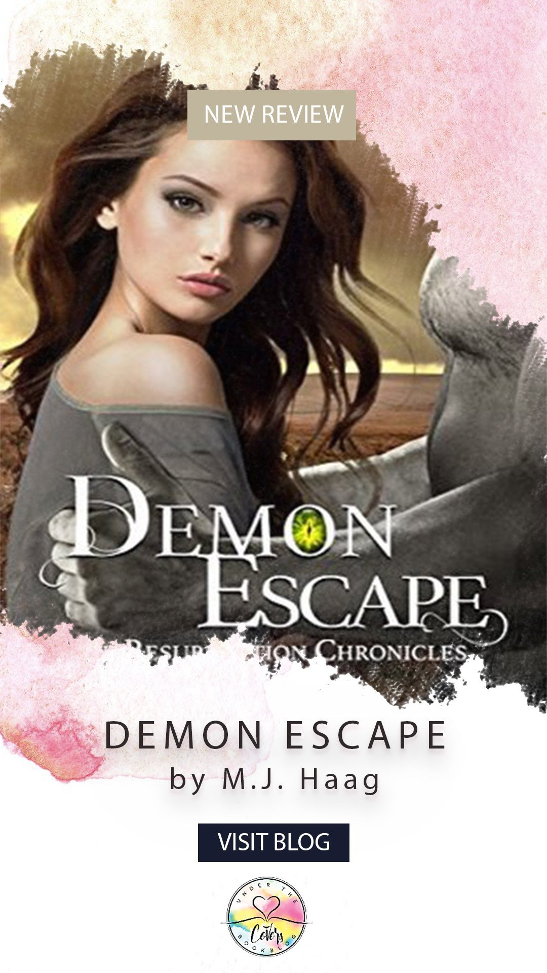 Review: Demon Escape by M.J. Haag
