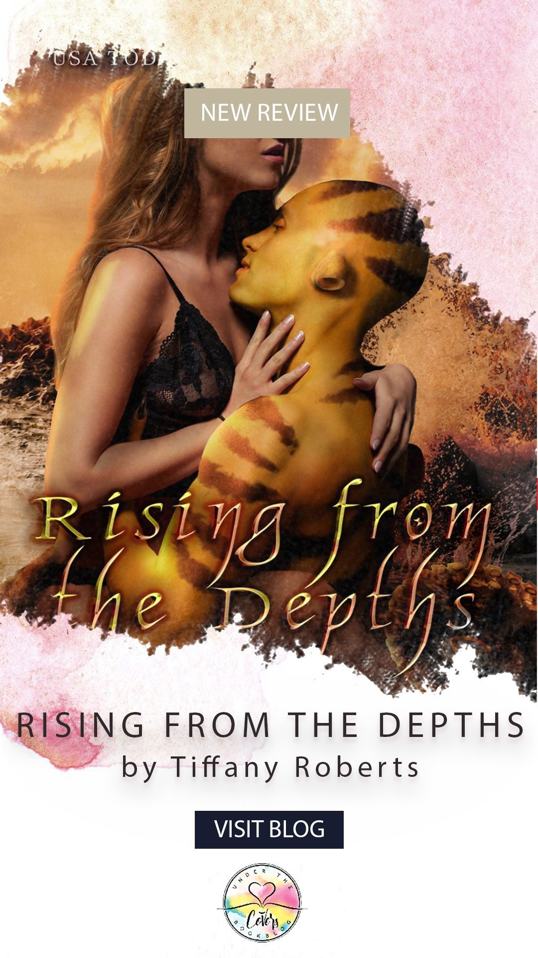 ARC Review: Rising from the Depths by Tiffany Roberts