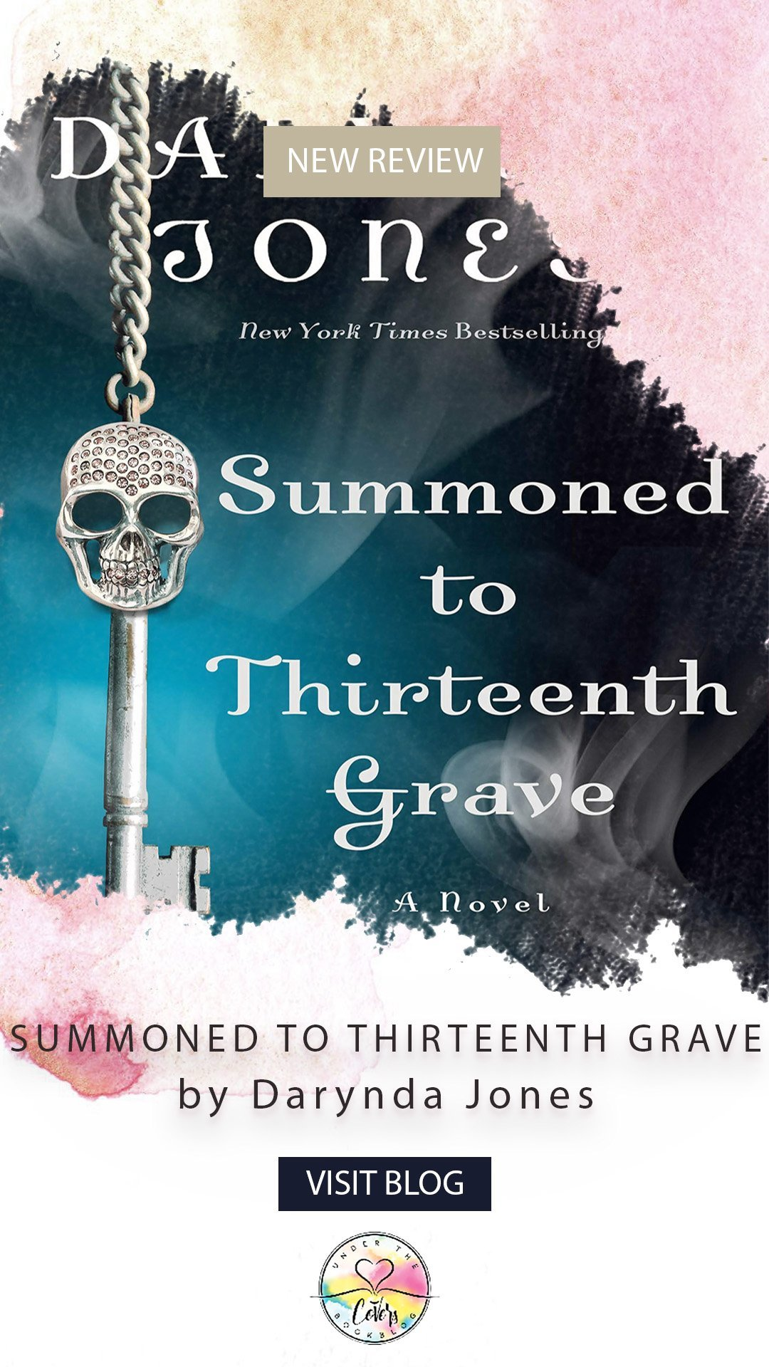 ARC Review: Summoned to the Thirteenth Grave by Darynda Jones