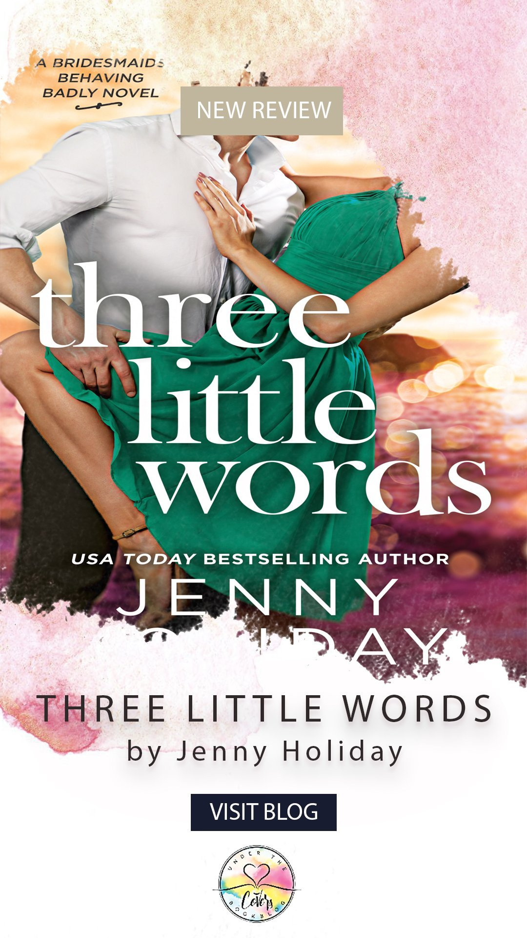 ARC Review: Three Little Words by Jenny Holiday