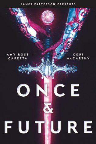 Once & Future by Amy Rose Capetta, Cori McCarthy