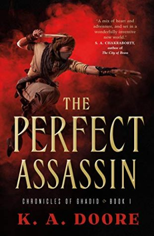 The Perfect Assassin by K.A. Doore