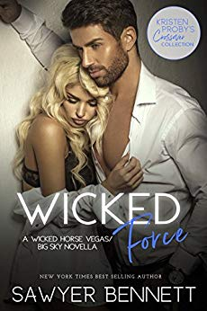 Wicked Force by Sawyer Bennett