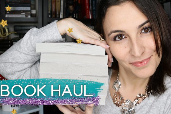 Book Haul + Giveaway: December 2018