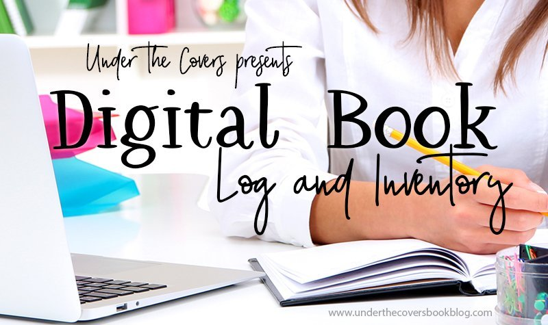 Lifestyle: Digital Book Organization [Reading Log + Inventory]