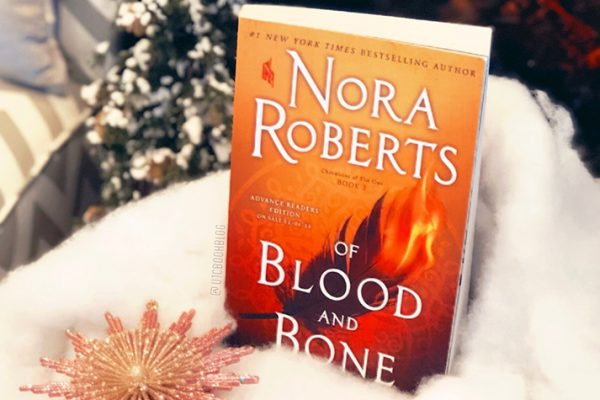 ARC Review: Of Blood and Bone by Nora Roberts