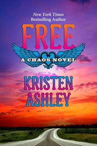 ARC Review + Giveaway: Free by Kristen Ashley