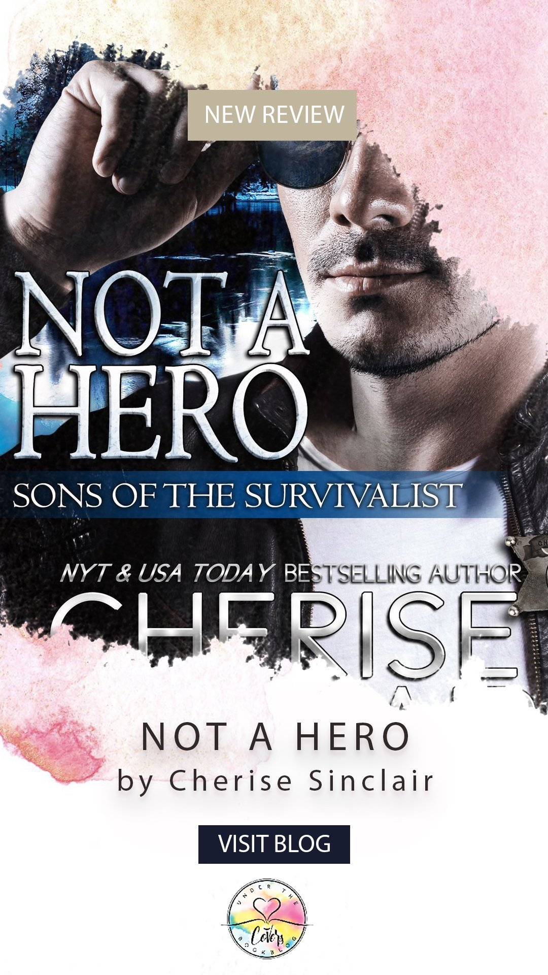 ARC Review: Not a Hero by Cherise Sinclair