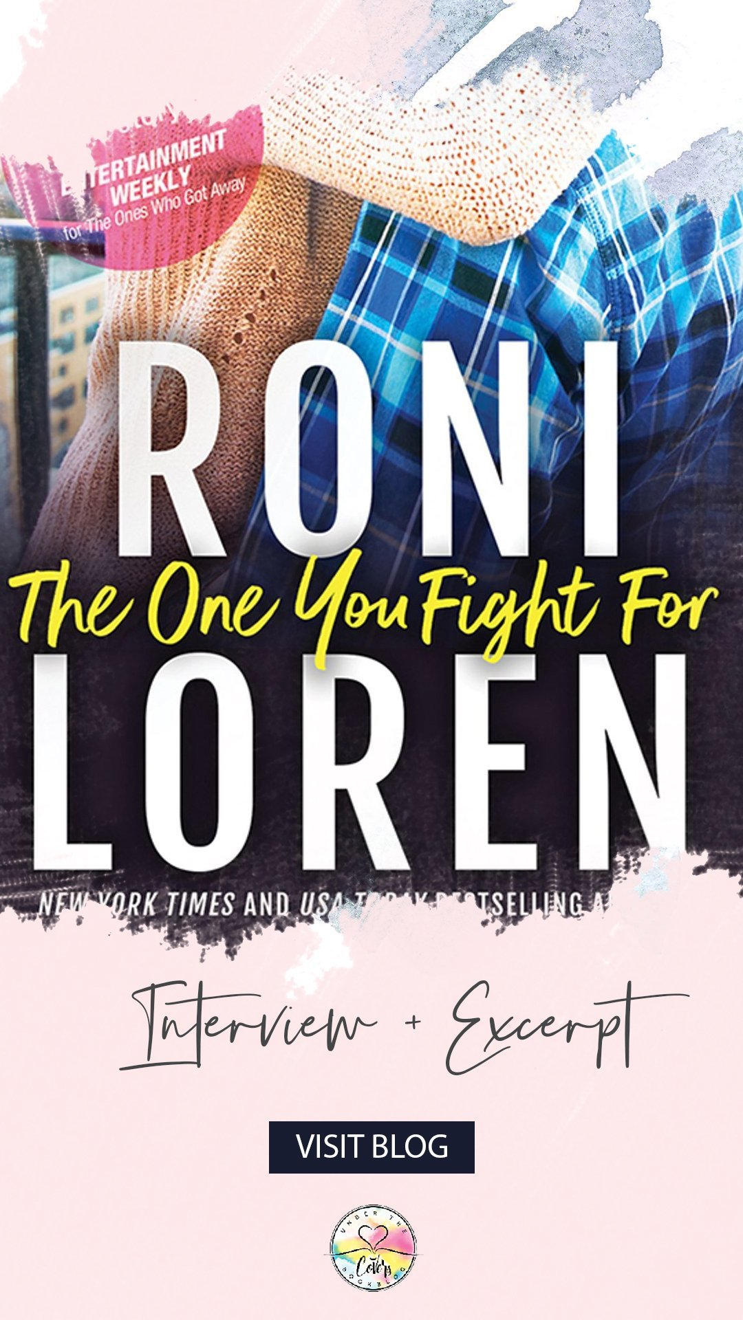 Interview and Giveaway with Roni Loren