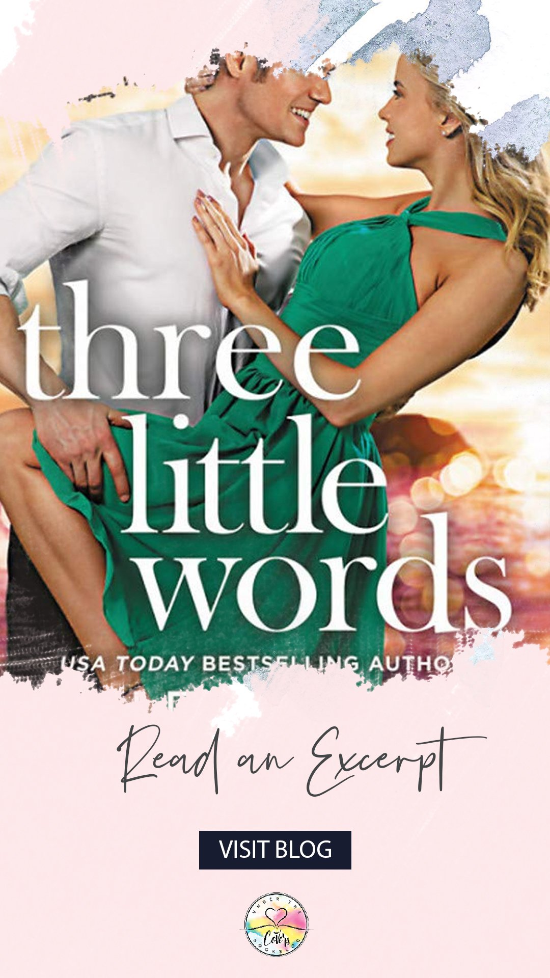 Excerpt from THREE LITTLE WORDS by Jenny Holiday