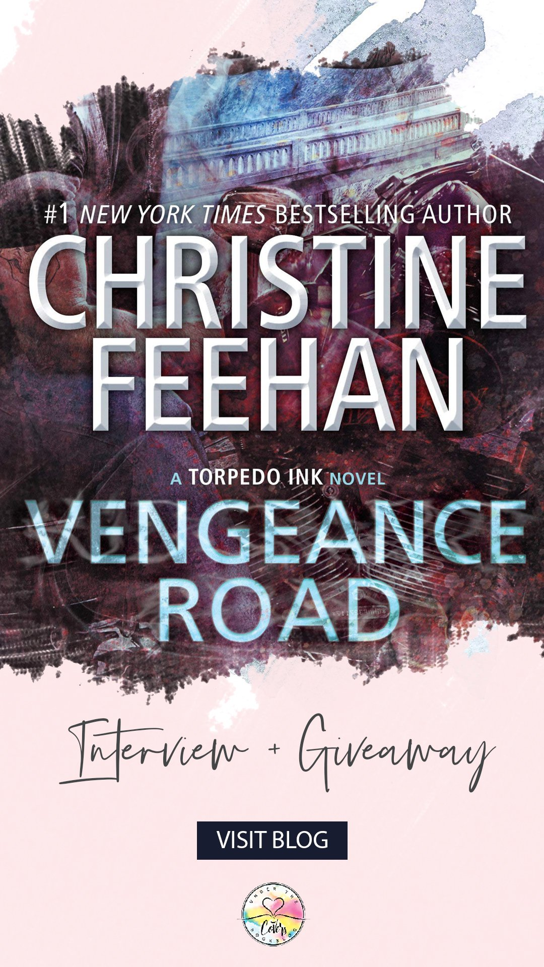 Interview and Giveaway with Christine Feehan