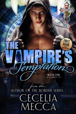 The Vampire's Temptation by Cecelia Mecca