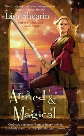 ROMANCEOPOLY Review: Armed & Magical by Lisa Shearin