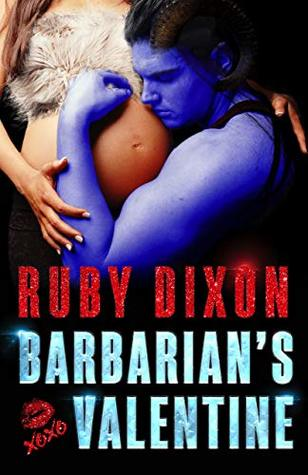 Barbarian's Valentine by Ruby Dixon
