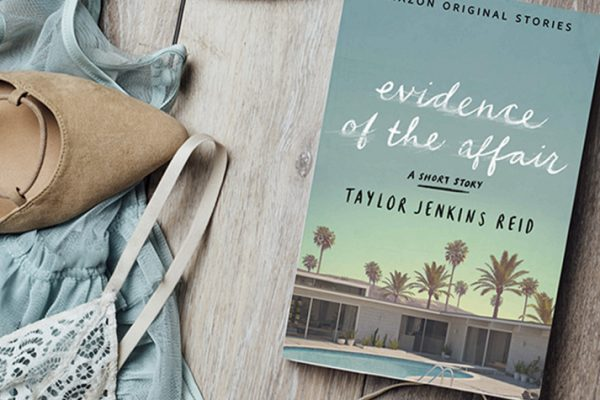 Review: Evidence of the Affair by Taylor Jenkins Reid