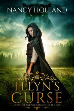 Felyn's Curse by Nancy Holland