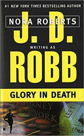 2019 Buddy Read: Glory in Death by J.D. Robb