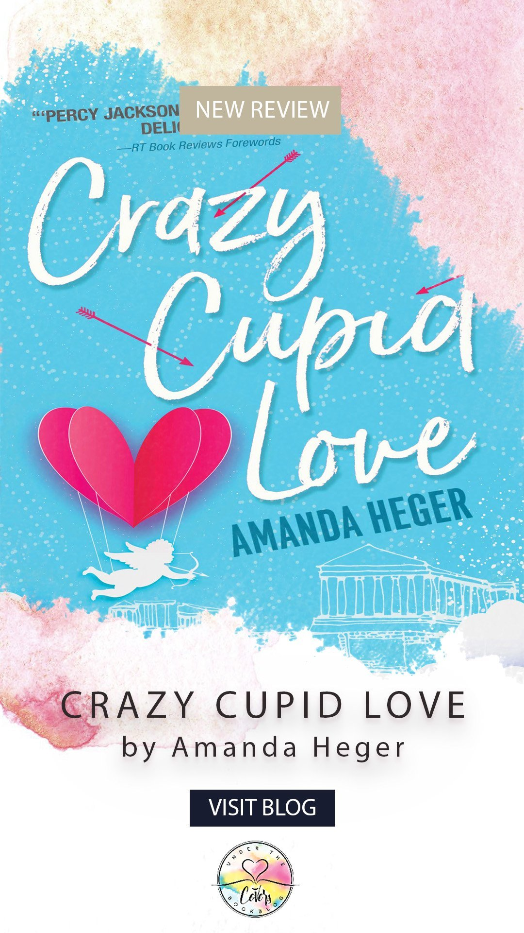 ARC Review: Crazy Cupid Love by Amanda Heger