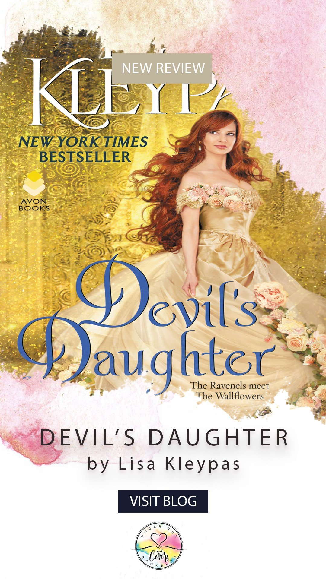 ARC Review: Devil's Daughter by Lisa Kleypas