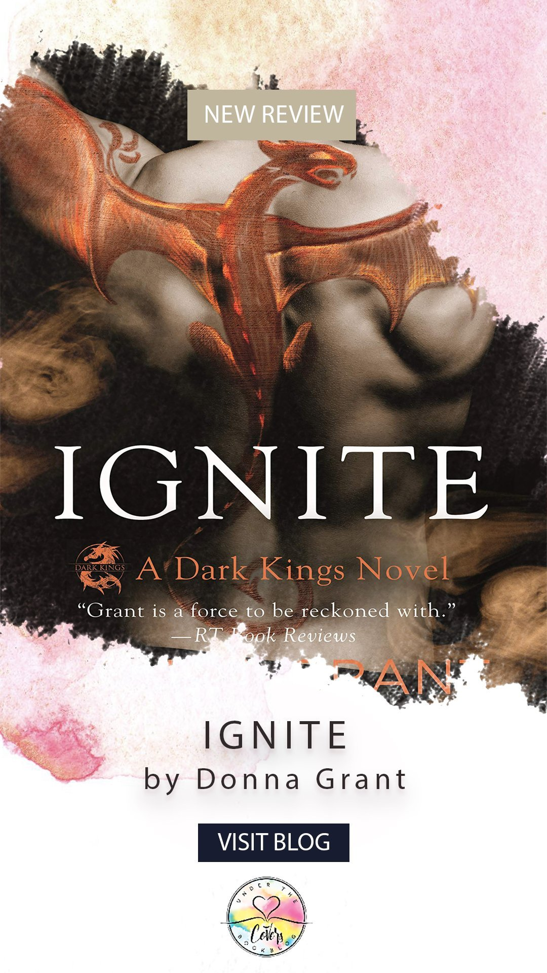 ARC Review: Ignite by Donna Grant