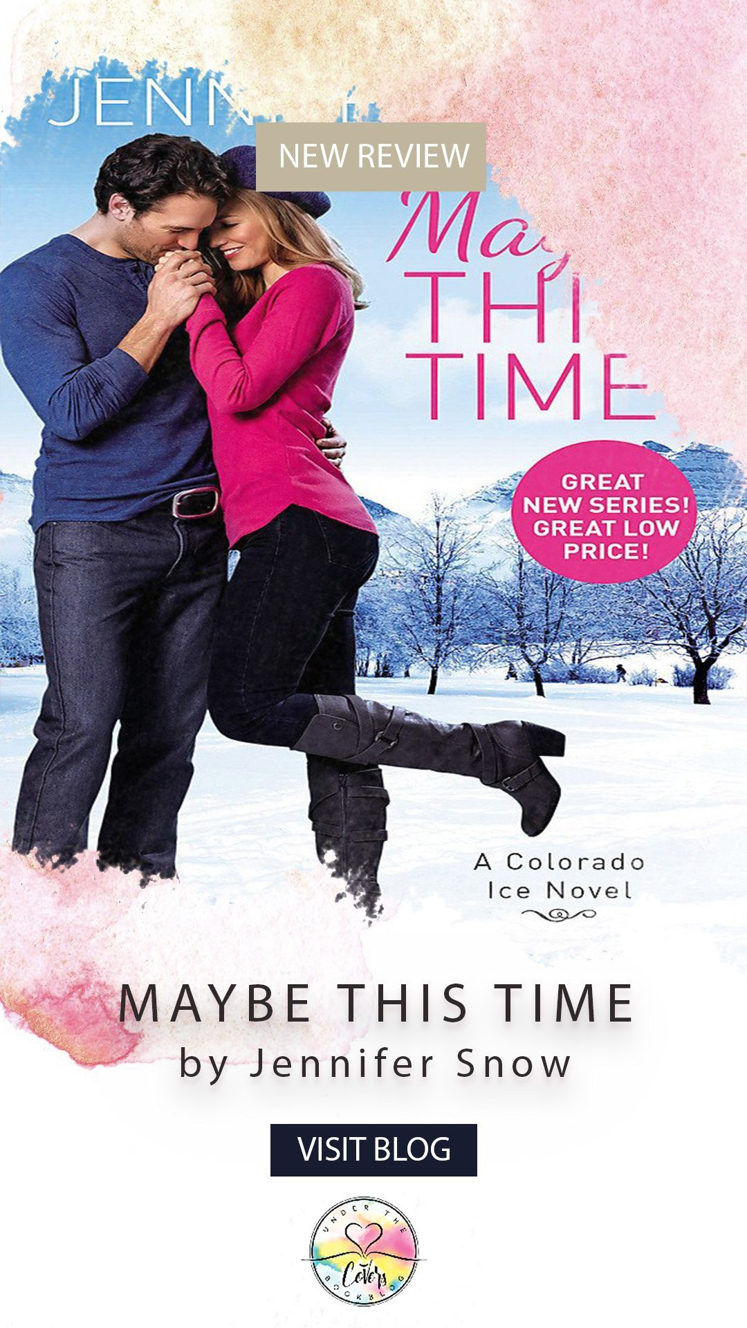 Review: Maybe This Time by Jennifer Snow