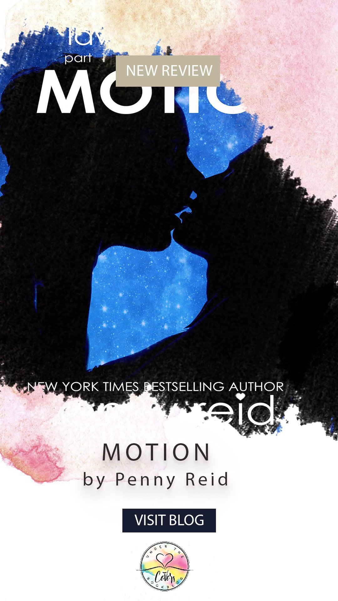 ARC Review: Laws of Physics 1: Motion by Penny Reid