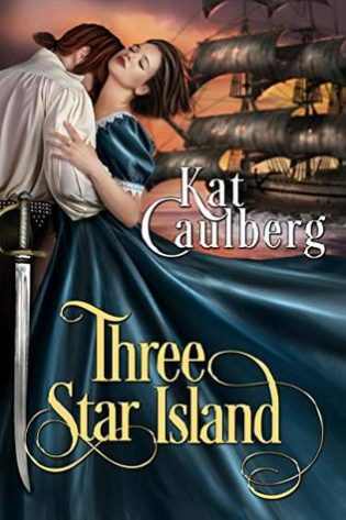 Three Star Island by Kat Caulberg