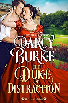 The Duke of Distraction by Darcy Burke