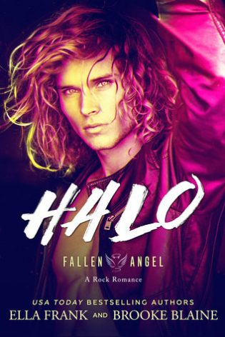 Halo by Ella Frank and Brooke Blaine