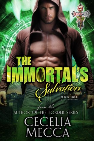 The Immortal's Salvation by Cecelia Mecca