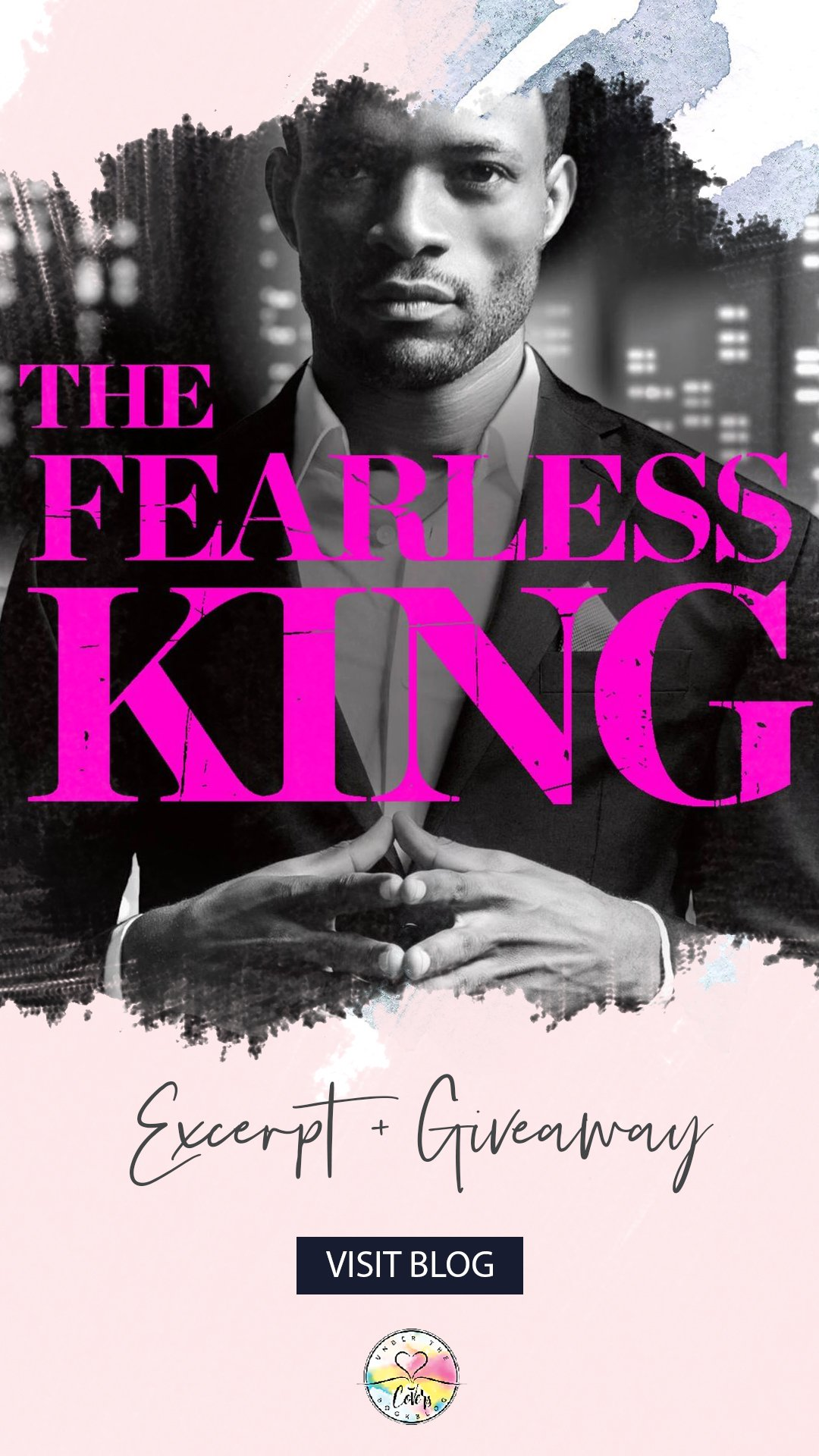 Excerpt + Giveaway: THE FEARLESS KING by Katee Robert